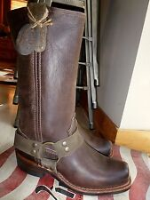 NEW Vintage Shoe Company Gretchen Harness Boot 8 $378