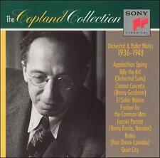 Copland, Aaron-The Copland Collection 1936-48  CD NEW