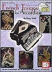 FRENCH TANGOS FOR ACCORDION - NEW BOOK