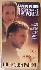 The English Patient (VHS, 1997)