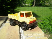 "MATCHBOX Super Kings K30 MERCEDES UNIMOG "" MJ "" de 1978 comme neuf"