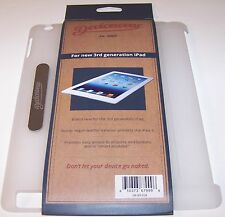 Devicewear Union Shell iPad 3 Back Cover Clear Color New In Package UN-IP3-CLR