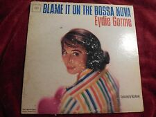 Eydie Gorme - Blame It On The Bossa Nova (1963) CL-2012
