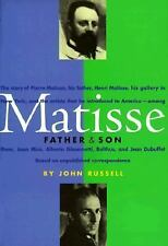 Matisse : Father and Son by John Russell (1999, Hardcover)