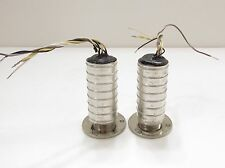 Shure Rare Vintage Audio Input Transformer Pair for Mic-Pre, MC Phono or DI Box