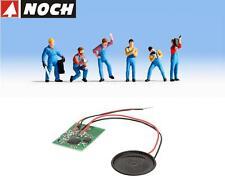 """Noch H0 12840 Sound-Szene """"In der Industrie"""" - NEU + OVP #K15"""