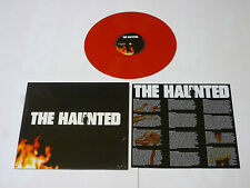 "Le Haunted ""le haunted"" Sang Rouille Rouge Vinyle - NEUF Ltd pour 500 Copies"