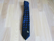 DBB Initials with COW Motif / Logo Tie - SEE PICTURES