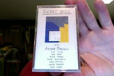 Silent Will- self titled- new/sealed cassette- w/Bob Berg/John Patitucci & other