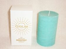 Partylite 3 x 5 Tropical Waters GloLite Candle -- NIB
