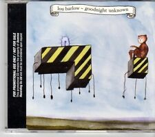 (EY2) Lou Barlow, Goodnight Unknown - 2009 DJ CD