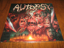 "AUTOPSY ""The Headless Ritual"" LP death abscess exhumed"