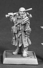 Quinn Iconic Investigator Reaper Miniatures Pathfinder Rogue Bard Caster Melee