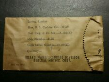 VINTAGE WW II M-1 CARBINE RIFLE SPRNG EJECTOR ORIGINAL PACKAGE