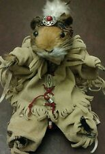 Taxidermy guinea pig doll. taxidermy squirrel mouse rat