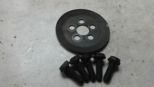 2000 BMW R1100RS R 1100 RS SM207B. ENGINE FLYWHEEL BOLTS MOUNT PLATE