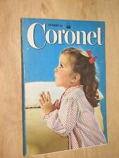 Coronet Magazine December 1953 Worlds First Atomic Drugstore