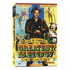 The Greatest Show On Earth (1952) DVD - Charlton Heston (*NEW *All Region)