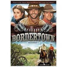 Bordertown, Season 1 (DVD, 2013) Richard Comar, John H. Brennan, 2 disc set