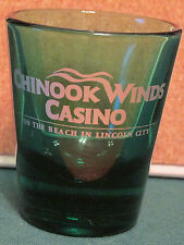 CHINOOK WINDS CASINO   ON THE BEACH IN LINCOLN CITY