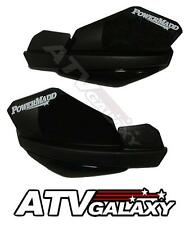 Powermadd TRAIL STAR REPLACEMENT Hand Guards Universal ATV MX Snow 34100 Black