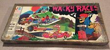 Vintage 1968 Board Game - Wacky Races Game - 100% Complete