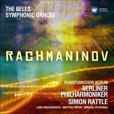 Die Glocken,Sinfonische Tänze Simon Rattle - CD - Neu!