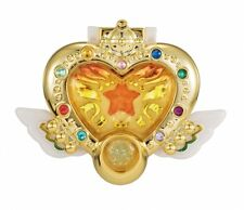 Sailor Moon - Gashapon Mirror Compact 2 - Eternal Moon Article Locket Brooch