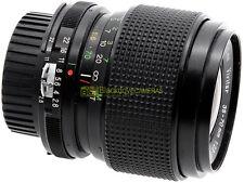 Nikon AI zoom Vivitar  35/70mm. f2,8-4, compatibile con digitali. Garanzia 12m.