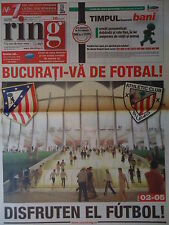 Matchday Newspaper UEFA EL Finale 9.5.2012 Atletico Madrid - Athletic Bilbao