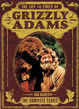 The Life and Times of Grizzly Adams Complete Series (DVD, 2016, 8-Disc Set)