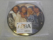 "ABBA - Waterloo (Swedish & English Version) - limited numbered Picture 7"" Vinyl"