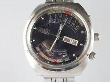 "C346⭐⭐VINTAGE "" ORIENT ""Calendario Perpetuo orologio da uomo automatico ⭐⭐ Raro"