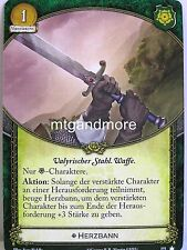 A Game of Thrones 2.0 LCG - 1x cuore era impegnativa #191 - base Set-second edition