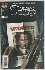 THE DARKNESS WANTED DEAD #1 TOP COW - IMAGE - COMICS ORIGINALE USA NUOVO