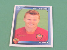 456 JOHN ARNE RIISE AS ROMA UEFA PANINI FOOTBALL CHAMPIONS LEAGUE 2008 2009