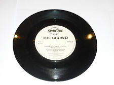 "THE CROWD / PAUL McCARTNEY - You'll Never Walk Alone - 7"" Vinyl Single"