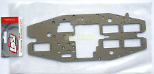 "Team Losi 1/8 LST/LST2/AFT/MGB HD Chassis Plate Hard Anodized ""NEW"" LOSB2260"