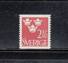 VS134 SWEDEN #662 COIL STAMP MINT, ORIGINAL GUM, NEVER HINGED $2.00