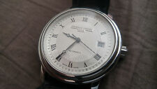 Frederique Constant Geneve Swiss Automatic Silver Dial Men Watch - CHEAP!