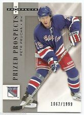 05/06 HOT PROSPECTS PRIZED PROSPECTS RC #152 Petr Prucha #1062/1999