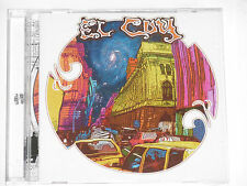EL CUY -s/t- CD World In Sound Records