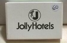SAPONETTA JOLLY HOTELS - - RETTANGOLARE CONFEZIONATA IN SCATOLA - N. 60