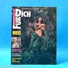 DDR FÜR DICH 10/1990 Störche Florena Chile Bautzen Putzergarnelen Mode