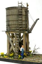 F/G 1:20.3 BANTA MODEL WORKS #8135 Branchline Water Tank