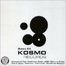 """CD NEUF """"BEST OF KOSMO RECORDS"""" 13 morceaux house / techno / trance"""
