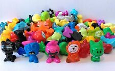 GoGo's Crazy Bones - 5x Random Assorted Figures - No Duplicates - Series 1-4