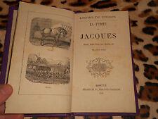 Leçons de choses : LA FERME DE JACQUES - Van Looy - Mégard, 1885