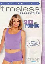 TIMELESS COLLECTION: SHED POUNDS (Kathy Smith) - DVD - Region Free