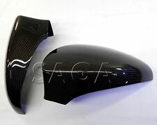 Lexus IS CT ES GS Class 2014~ON Real CARBON FIBER Mirror Cover LHD Overlay Set